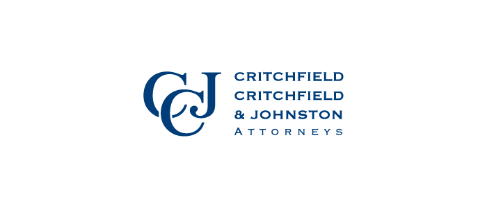 Critchfield, Critchfield & Johnston Attorneys Logo